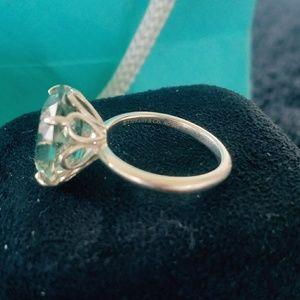 22fab9833 Tiffany & Co. Jewelry | Tiffany Co Sparklers Green Quartz Cocktail ...